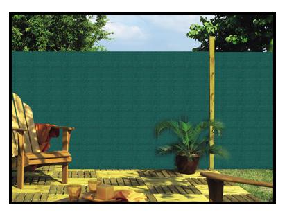 Tieniace siete - tieniaca siet na plot - tienenie na balkóne a terase